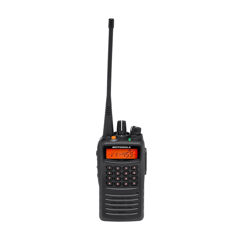 VX-459 Portable Two-Way Radio - Motorola Solutions